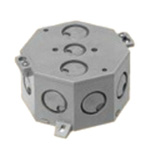 Octagonal Concrete Box (Deep I Type)