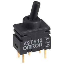 Extremely Small Toggle Switch A9TS