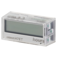 Small Total Counter / Time Counter / Tachometer (DIN 48x24) H7E□-N