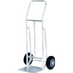 Chariot de transport en aluminium, type pneu increvable