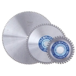 Tipped Saw for Aluminum
