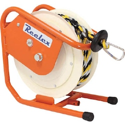 Barrier Reel Reflexive Rope (Rope Type)