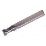 Solid End Mill for Processing Aluminum (Short Flute Length), Model AL-SEESS2