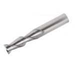 Solid End Mill for Processing Aluminum (Medium Flute Length), Model AL-SEEM2