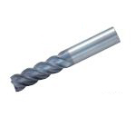 Super One-Cut End Mill, Model DZ-SOCM4 (Medium Flute Length)