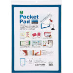 Pocket Pad, Corresponds to A3/A4/A5