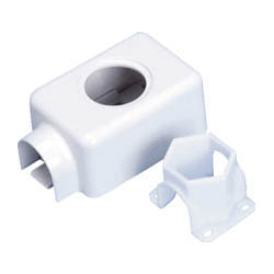 Aesthetic Cover for Hot and Cold Water Pipe - Elbow Cover for Hot Water