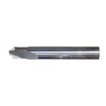 Corner R Cutter, Carbide, for Aluminum