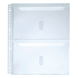 A4S Instruction Manual File and A4S Instruction Manual File Pockets