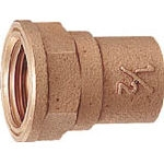 Water Faucet Socket for Copper Pipe (for Water Supply)
