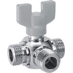 Three Way Changeover Ball Valves 13 (for Water Supply)