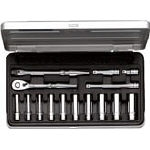 Deep Socket Wrench Set (Hexagonal Type, Drive 6.3mm)