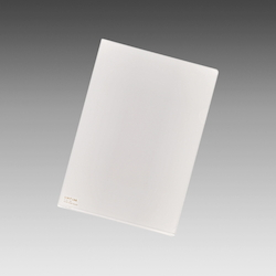 Color Clear Holder A4 1 White