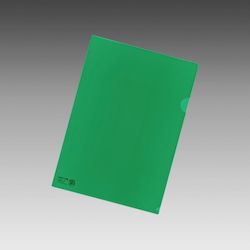 Color Clear Holder A4 Green