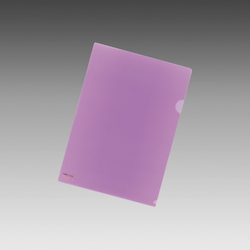 Color Clear Holder B5 Lavender F-76-10