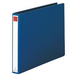 Computer Binder with Cap, 11X15 22 Holes, Indigo, Standard: 11X15 Horizontal Type Outside Dimensions: Vertical 292 X Horizontal 403 mm 22 Holes C8-1115