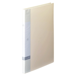 Request / Clear Book, A4 Size Portrait, (20 Pockets), White