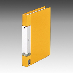 Request / Clear Book, A4 Size Portrait, (25 Pockets), 30 Holes, Yellow