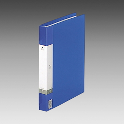 Request / Clear Book, A4 Size Portrait, (25 Pockets), 30 Holes, Blue