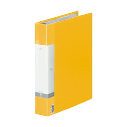 Request / Clear Book, A4 Size Portrait, (35 Pockets), 30 Holes, Yellow
