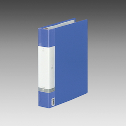 Request / Clear Book, A4 Size Portrait, (35 Pockets), 30 Holes, Blue