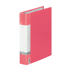 Request / Clear Book, A4 Size Portrait, (35 Pockets), 30 Holes, Red