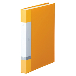 Request / Clear Book, A4 Size Portrait, (40 Pockets), Yellow