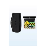 Black Supporters Lumbar Fixed Band Power Belt