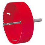 S-Lock Bimetal Hole Saw for Plastic Basins