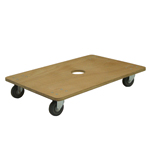 Plywood Flatbed Trolley