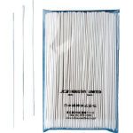 Industrial Cotton Swab (Cylinder Tip Type 2.0 / 3.2 mm, Paper Stick)