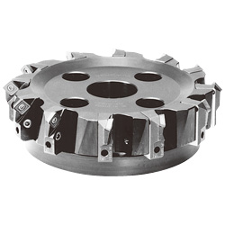 Indexable Tool, Cyclone Type Milling Cutter (for General Cutting)