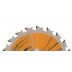 Hard Ceramics System Saw Blade for Dust Collecting Circular Saw
