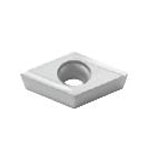 Indexable Inserts D (55° Diamond) DCET-R-FX