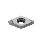 Indexable Inserts D (55° Diamond) DCGT-T-L-FY