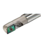 SEC-Wave Mill WAX4000E / EL Model for Insert Edge Nose Radius of 4.0 or More