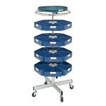 Storage Box Stand with Casters