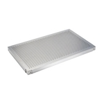 Optional Tray for Stainless Steel Perforated Shelf Wagon
