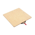 Rotary Table / Steel Construction / Plywood Top Board