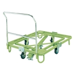 Movable Rotating Dolly, Heavy Duty, with Handle ・ Center Base