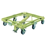 Movable Rotating Dolly Ultra Heavy Duty, with Center Base