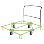 Plastic Pallet Trolley, With Handle