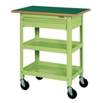 Super Special Utility Cart with Drawer and Top Panel Board