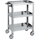 Stainless Steel Super Special Utility Cart (with Casters)