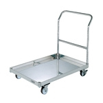 Pearl Platform Hand Truck, Tray Type