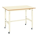 Light Duty Height Adjustable Workbench TCK Type Movable