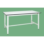 Light Duty Height Adjustable Workbench (Pearl White) 2