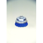 Grit Cup Brush with Abrasive Grains #180