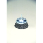 0.3 Steel Wire Shaft Mounted Cup Brush