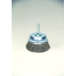 SUS304 Stainless Steel Shaft Mounted Cup Brushes